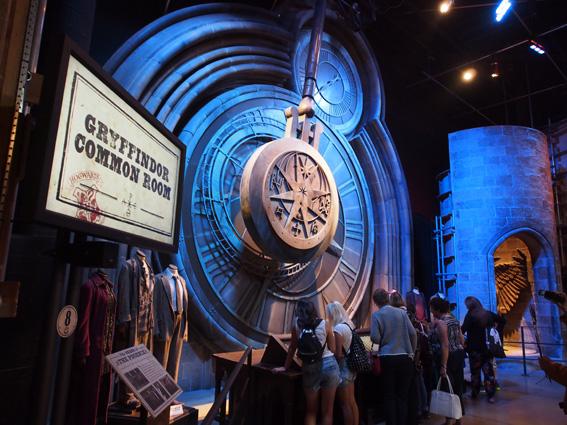 Kostüme, Kulissen und Magie: Die Studios zeigen vieles aus den Filmen. (c) Pohl