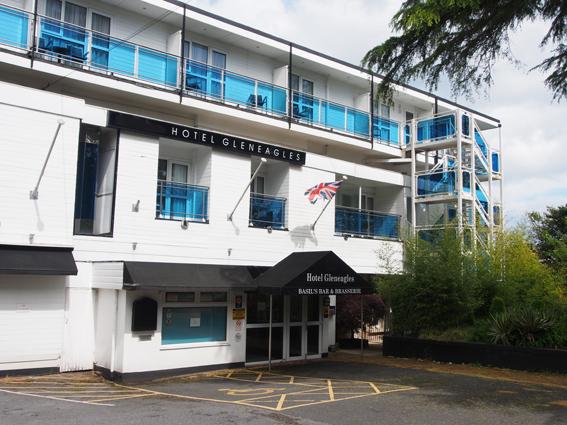 Hotel Gleneagles: Wo John Cleese auf Basil Fawlty traf