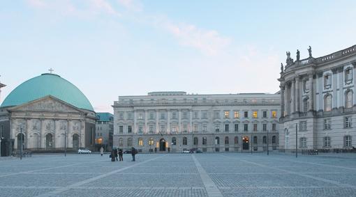 Prachtbau am Bebelplatz: Das Hotel de Rome, Berlin. (c) Rocco Forte Hotels