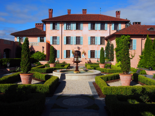 Abschalten, entspannen: Die Glenmere Mansion im Hudson Valley. (c) Pohl