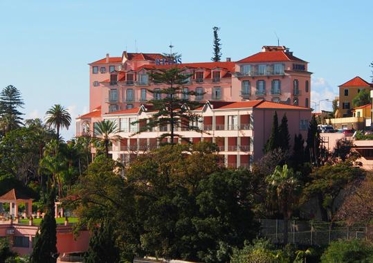 Beste Aussicht inbegriffen: Belmond Reid's Palace Hotel auf Madeira. (c) Pohl