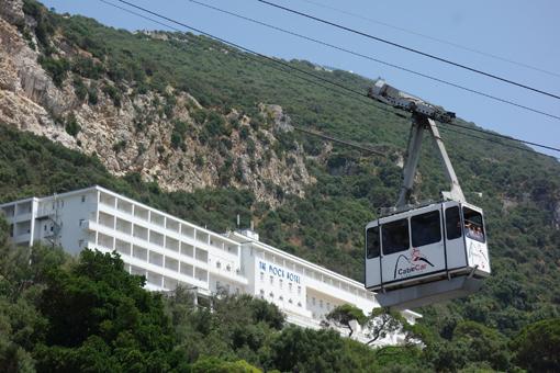 Rock Hotel Gibraltar, Michael Pohl