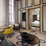 Außen historisch, innen modern: Zimmer im Sheraton-Hotel in Hannover. (c) Sheraton Hannover Pelikan Hotel