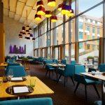 Dinner im Tintenfasslager: Das Restaurant 5th Avenue im Sheraton in Hannover. (c) Sheraton Hannover Pelikan Hotel