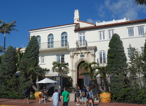 The Villa Casa Casuarina, Miami: Wo Gianni Versace lebte